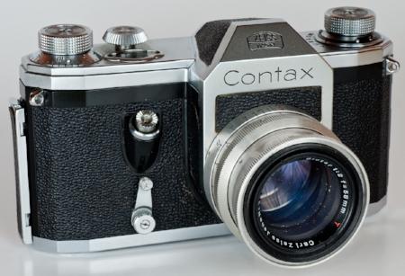 kamera contax sejarah fotografi