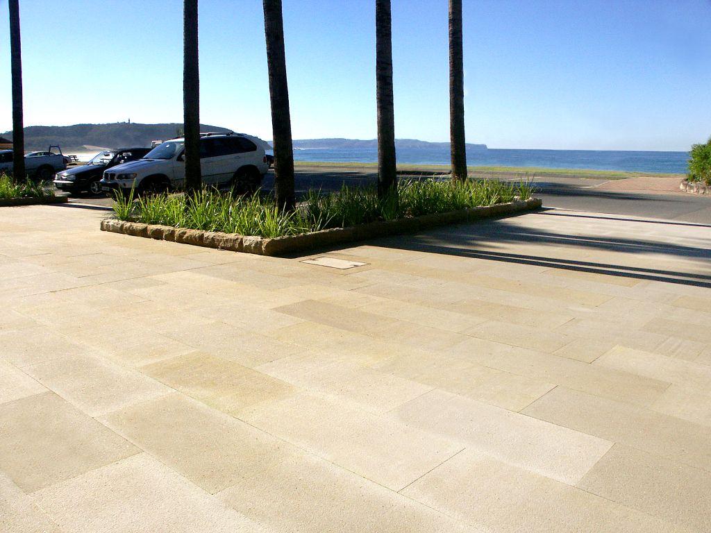 sandstone pavers sydney melbourne