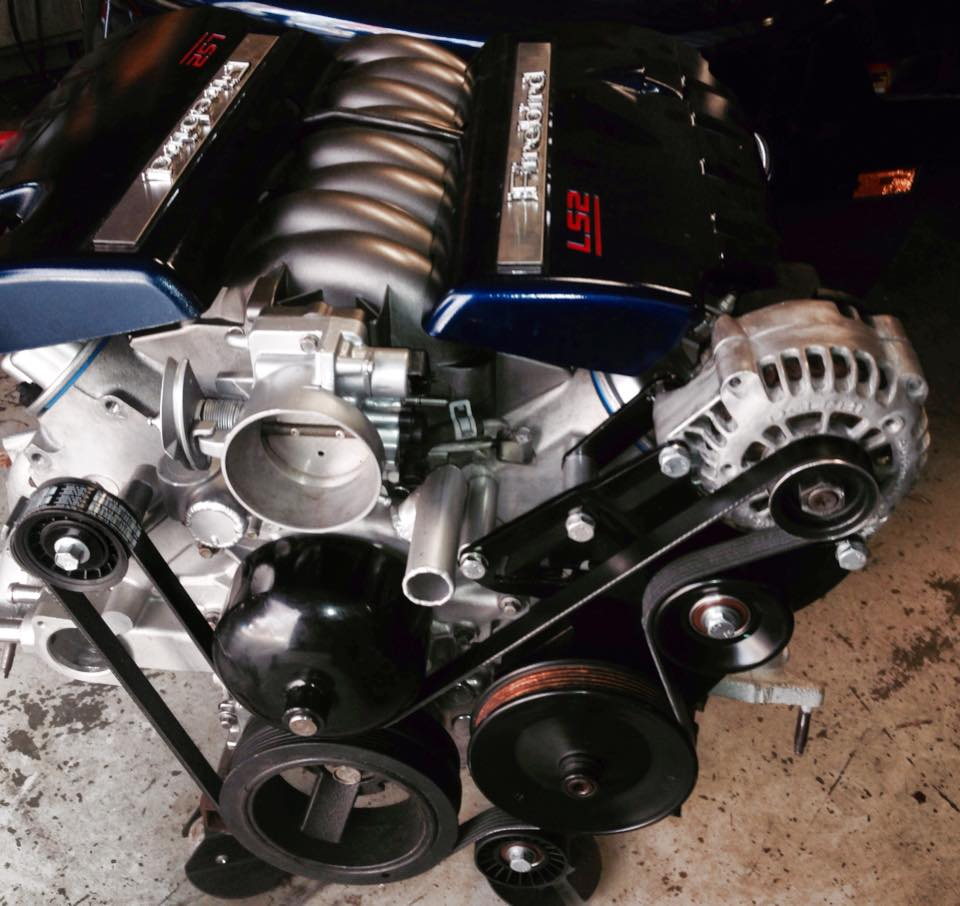 medium resolution of a truck water pump or if your going fbody spacing use fbody water pump or freestyle just use corresponding tensioner or the rebel and a fbody tensioner
