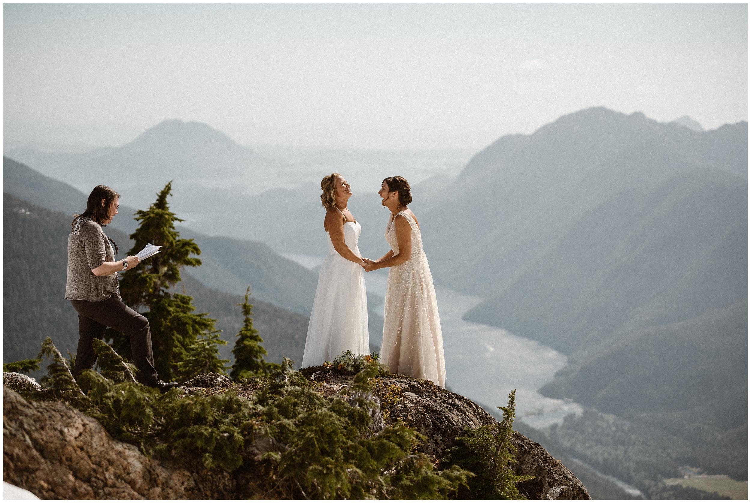 elopement ceremony ideas what