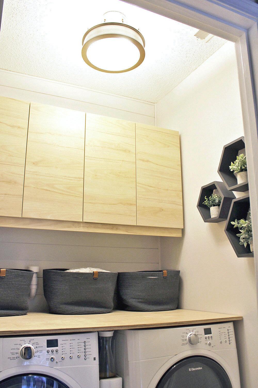 laundry room flush mount light fixture
