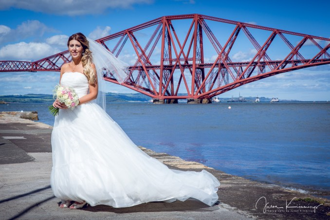 colin and leona's wedding | south queensferry — photography