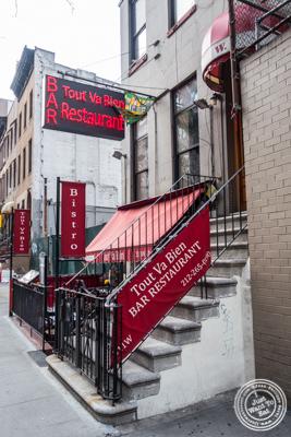 Tout Va Bien New York : Dinner, Midtown,  Food, Blogger NYC NJ,  Best, Restaurants Reviews Recipes