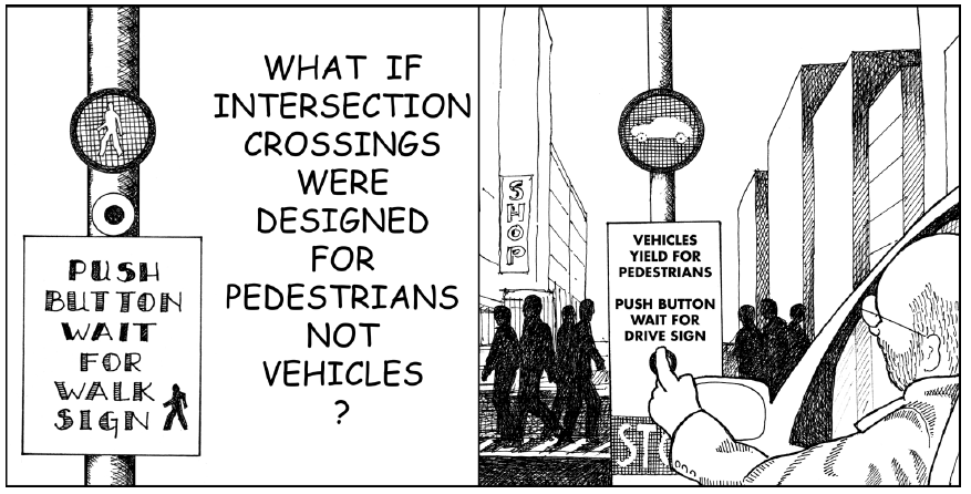 About those pesky pedestrian crossing buttons...