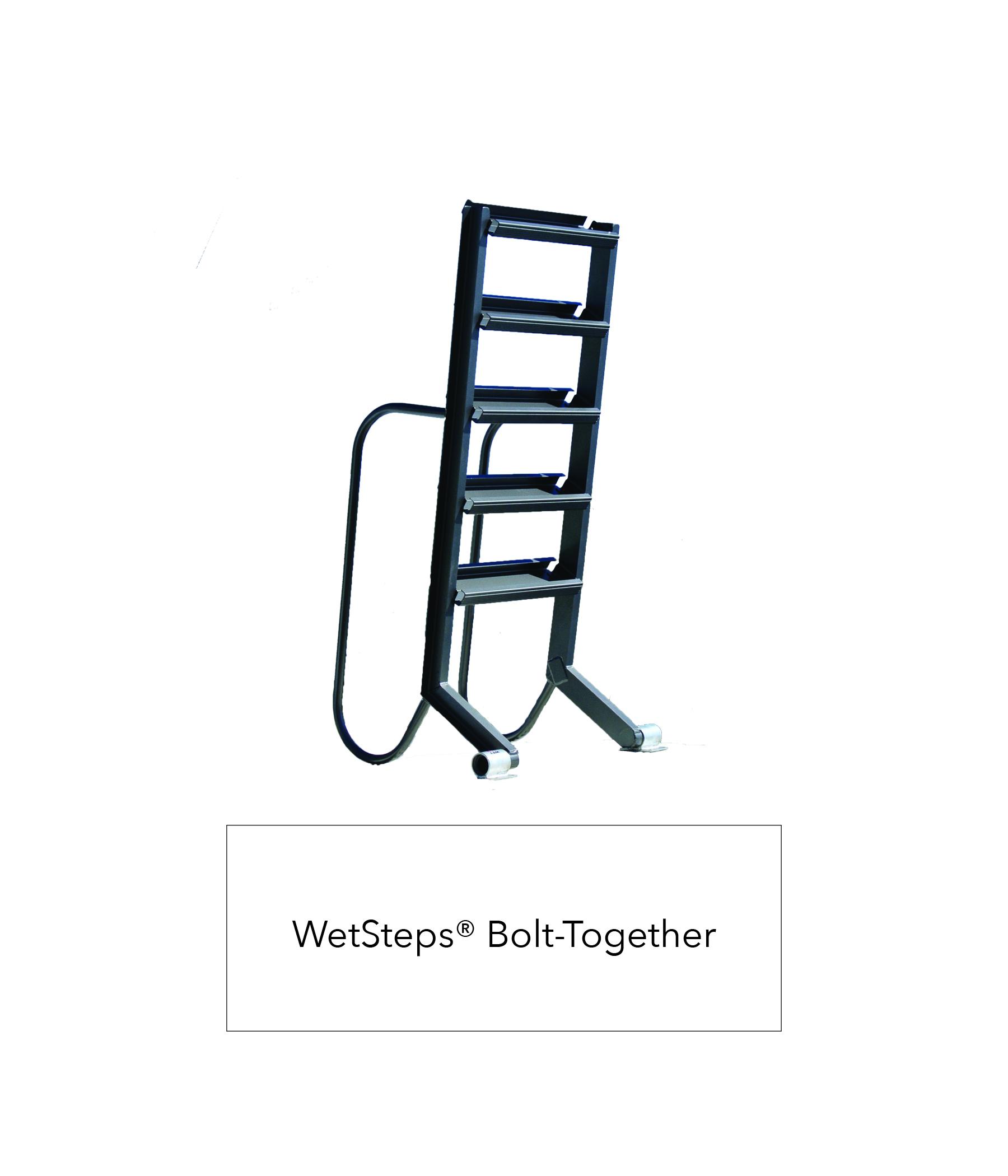 wetsteps bolt together ladder