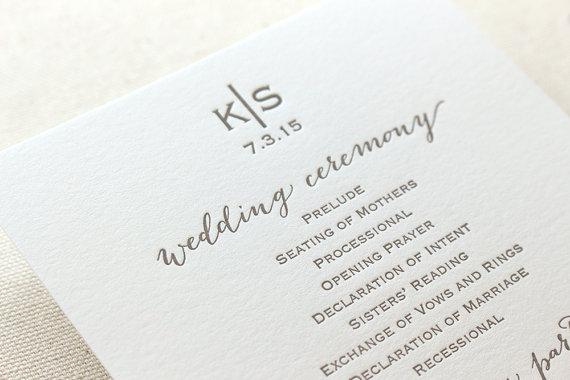 26 unique wedding ceremony