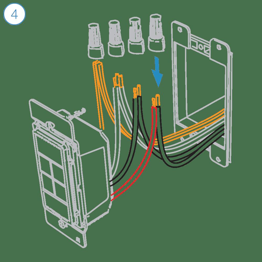 Dimmer Keypad Setup — Insteon