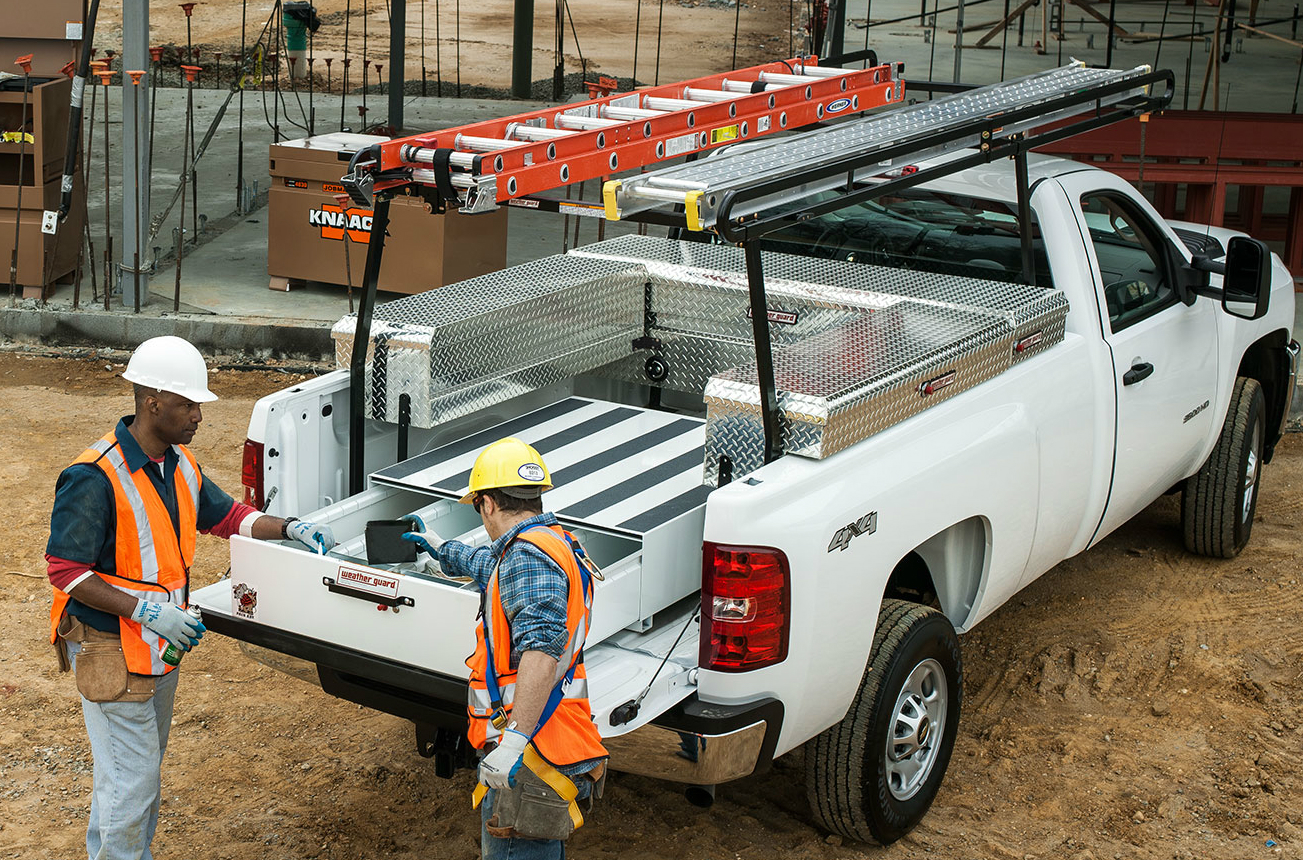 shop durable truck bed storage and