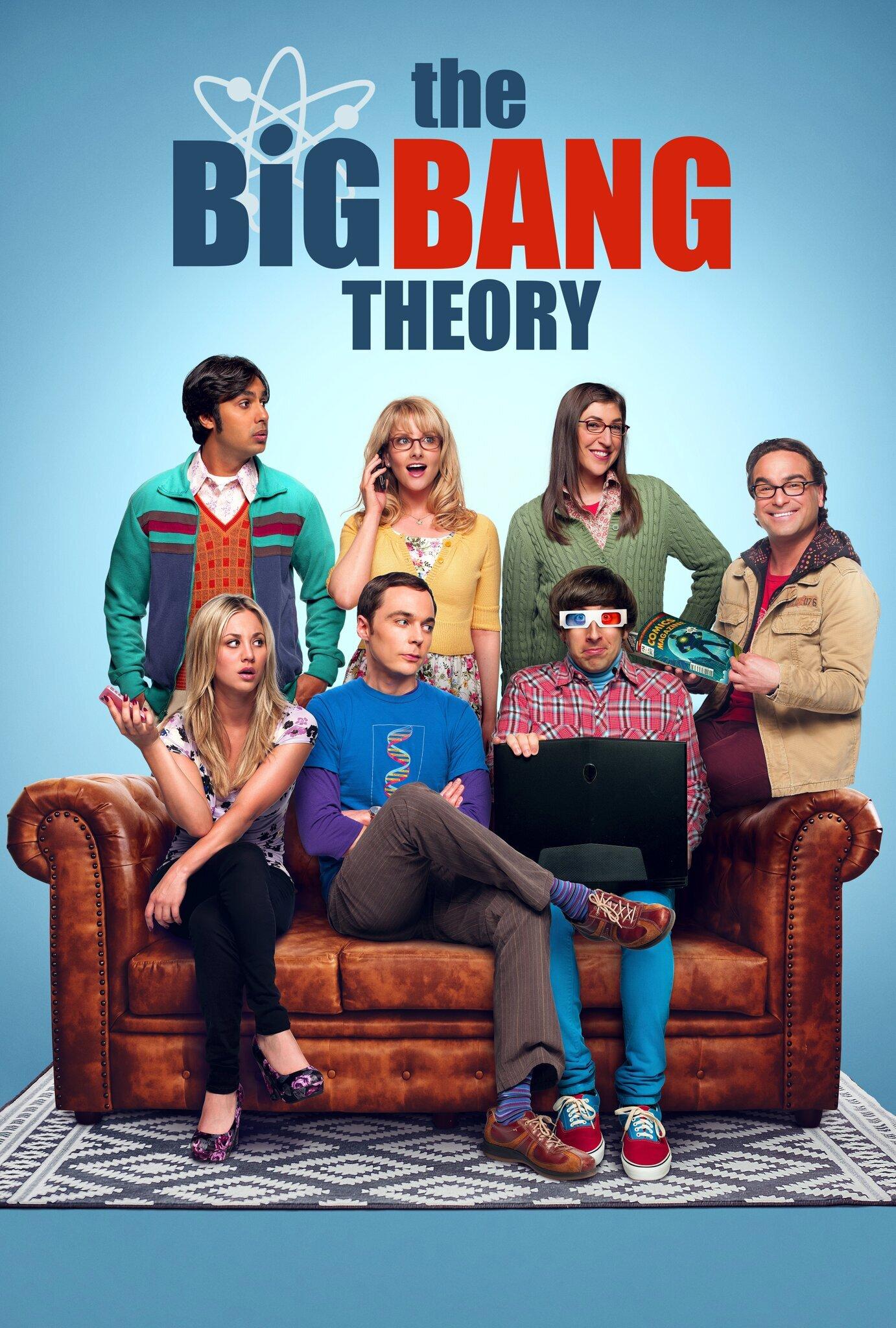 Watch The Big Bang Theory Online | Season 12 (2018) | TV Guide