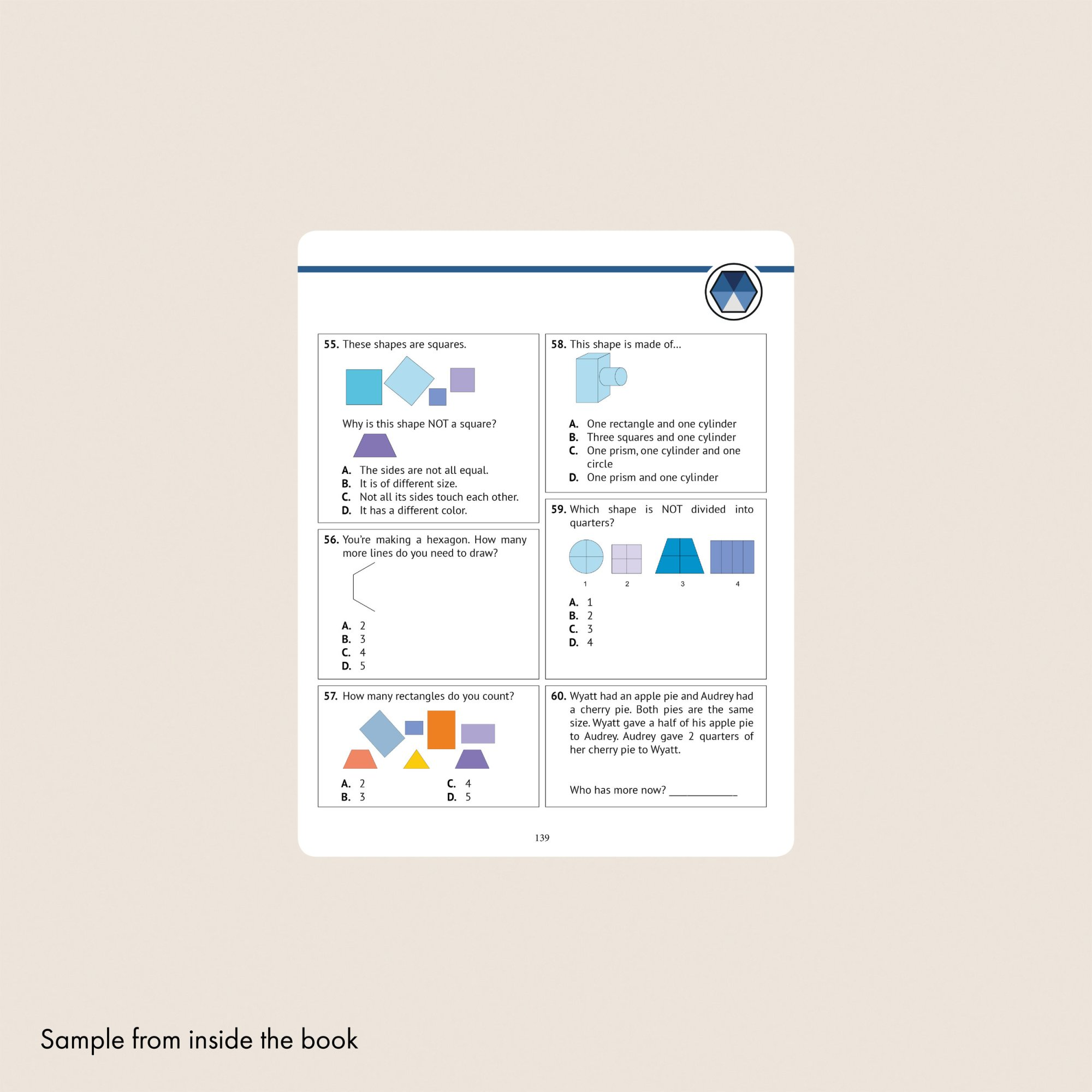 hight resolution of 1st grade common core math workbook daily practice