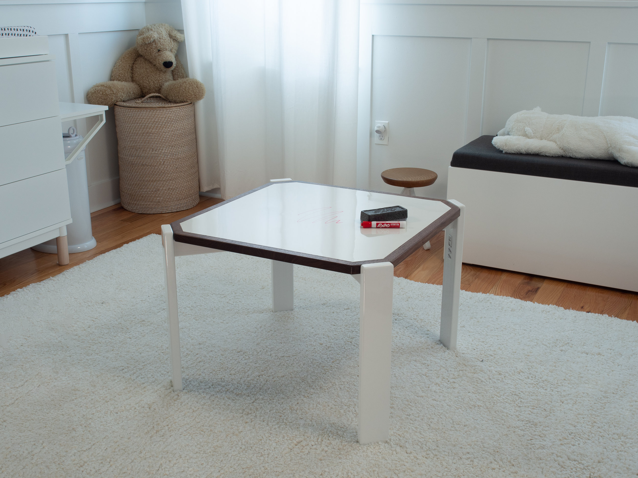 flip convertible play table edmm studio