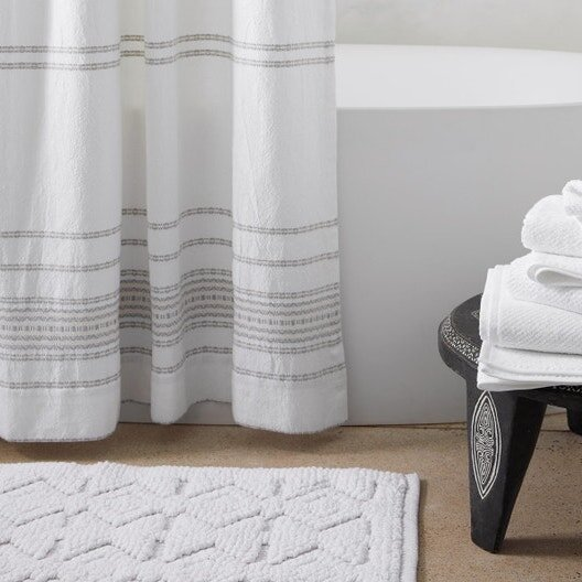 6 eco friendly shower curtains for an