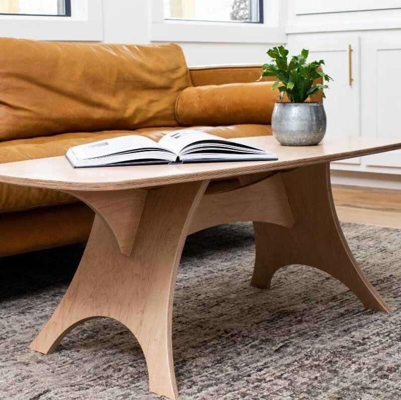 sustainable coffee tables