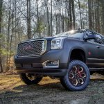 Gmc Yukon Lifted Suvs Sca Performance Black Widow Lifted Trucks