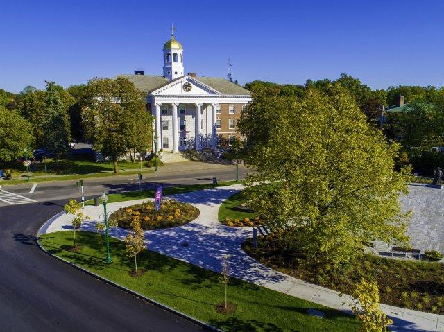 Memorial City Hall of Auburn, New York