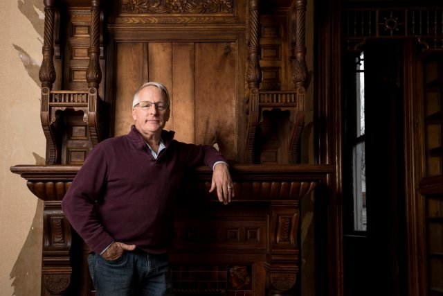 Meet the Castle Owner Patrick Connelly