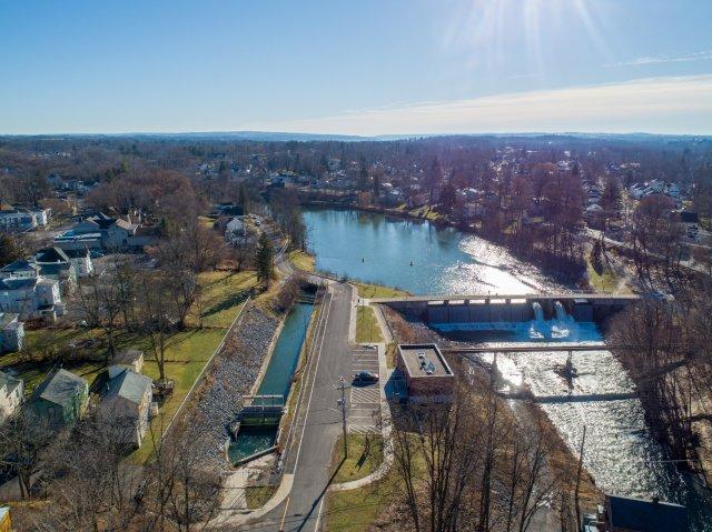 10 Aerial Auburn NY Castle Home For Sale Auction Listings Real Estate Agent Broker Michael DeRosa .JPG