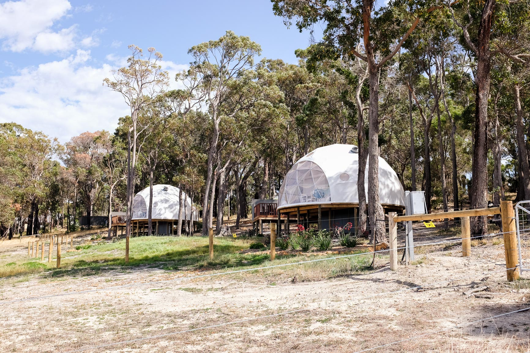Mile End Glamping I Am Suanlee