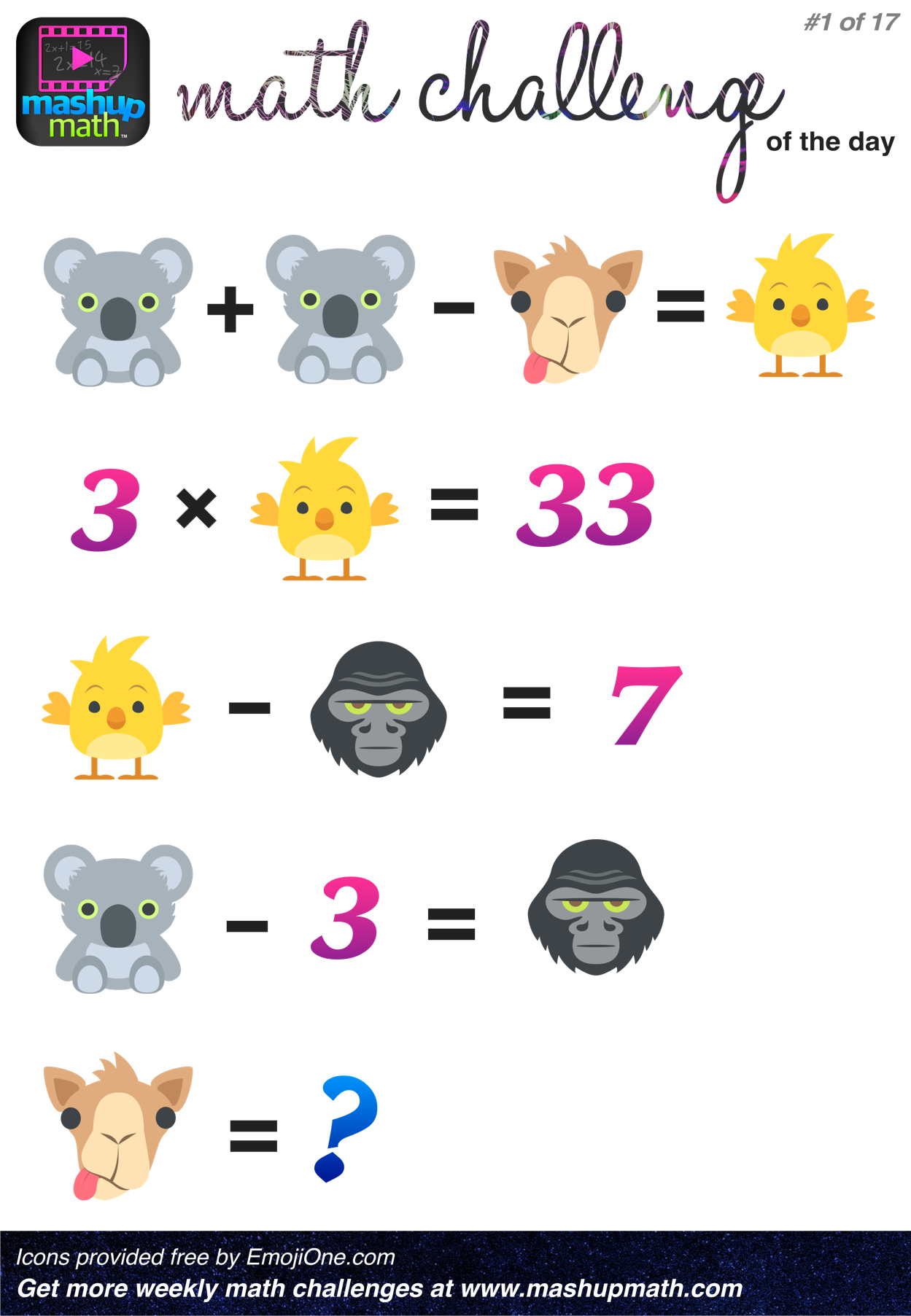hight resolution of Are You Ready for 17 Awesome New Math Challenges? — Mashup Math