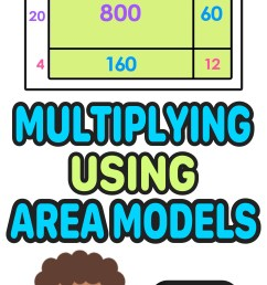 Teach Your Kids to Multiply Using Area Models — Mashup Math [ 1945 x 1000 Pixel ]