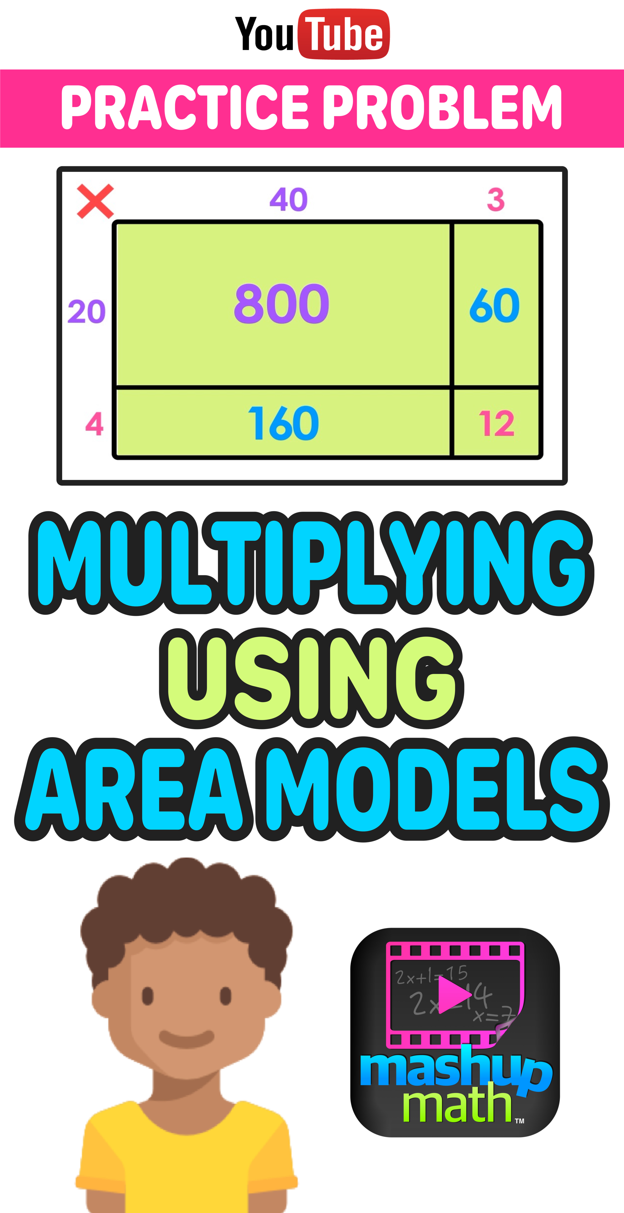 hight resolution of Teach Your Kids to Multiply Using Area Models — Mashup Math
