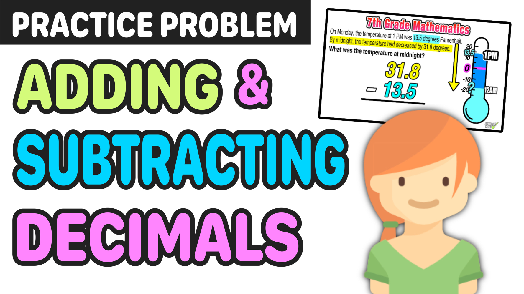 medium resolution of Looking for real world problems for adding and subtracting decimals? —  Mashup Math