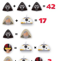 Can Your Students Solve These Star Wars Math Problems? — Mashup Math [ 1365 x 1000 Pixel ]
