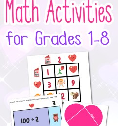 Your Kids Will Love These Valentine's Day Math Activities — Mashup Math [ 2084 x 1000 Pixel ]