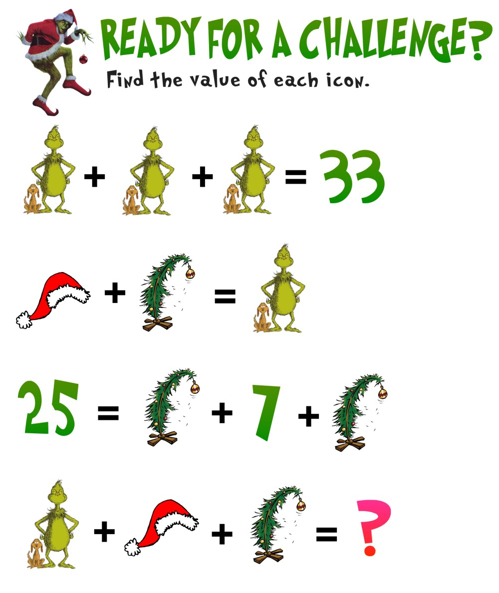 medium resolution of 5 Awesome Christmas Math Activities for 5th Grade — Mashup Math