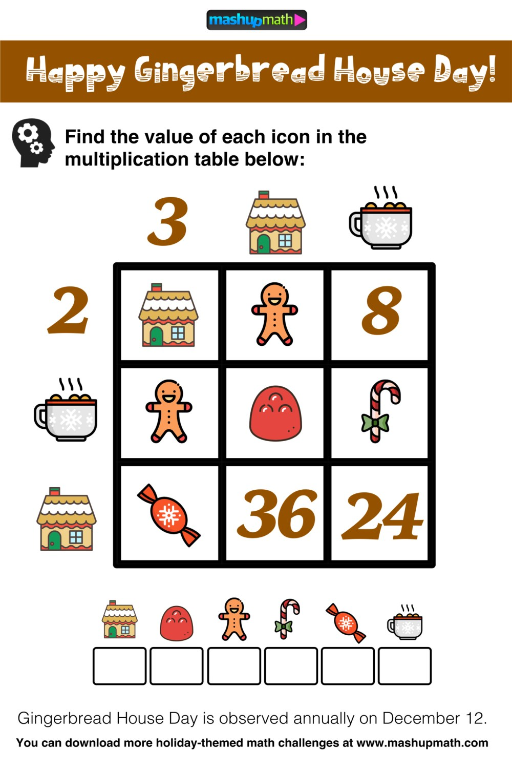medium resolution of 5 Awesome Christmas Math Activities for 5th Grade — Mashup Math