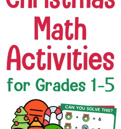 10 Free Christmas Math Activities for Your Kids — Mashup Math [ 2084 x 1000 Pixel ]