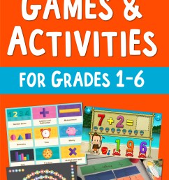 21 Cool Math Games and Activities for Kids in Elementary School — Mashup  Math [ 2084 x 1000 Pixel ]