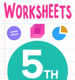 Free 5th Grade Math Worksheets — Mashup Math [ 2084 x 1000 Pixel ]