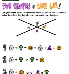 Are Your Kids Ready for These Halloween Math Activities? — Mashup Math [ 1200 x 1000 Pixel ]