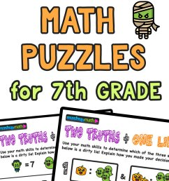 Are Your Kids Ready for These Halloween Math Activities? — Mashup Math [ 2084 x 1000 Pixel ]