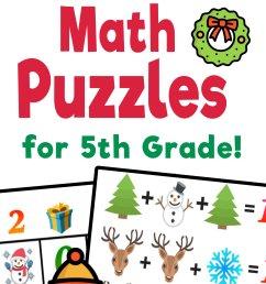Christmas math worksheets — Blog — Mashup Math [ 2084 x 1000 Pixel ]