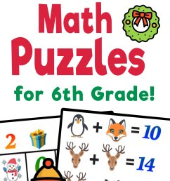 Are You Ready for 12 Days of Holiday Math Challenges? — Mashup Math [ 2084 x 1000 Pixel ]