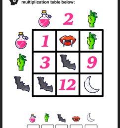 Free Math Puzzles — Mashup Math [ 1250 x 1000 Pixel ]