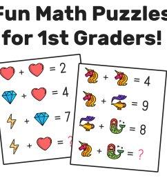 The Best Free First Grade Math Resources: Complete List! — Mashup Math [ 918 x 1000 Pixel ]