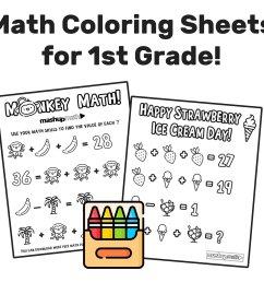 The Best Free First Grade Math Resources: Complete List! — Mashup Math [ 898 x 1000 Pixel ]