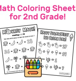 The Best Free 2nd Grade Math Resources: Complete List! — Mashup Math [ 911 x 1000 Pixel ]