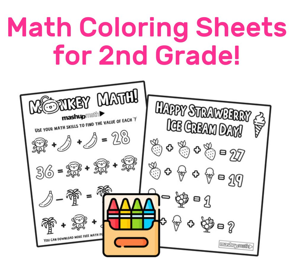 medium resolution of The Best Free 2nd Grade Math Resources: Complete List! — Mashup Math