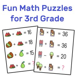 The Best Free 3rd Grade Math Resources: Complete List! — Mashup Math [ 1000 x 1000 Pixel ]