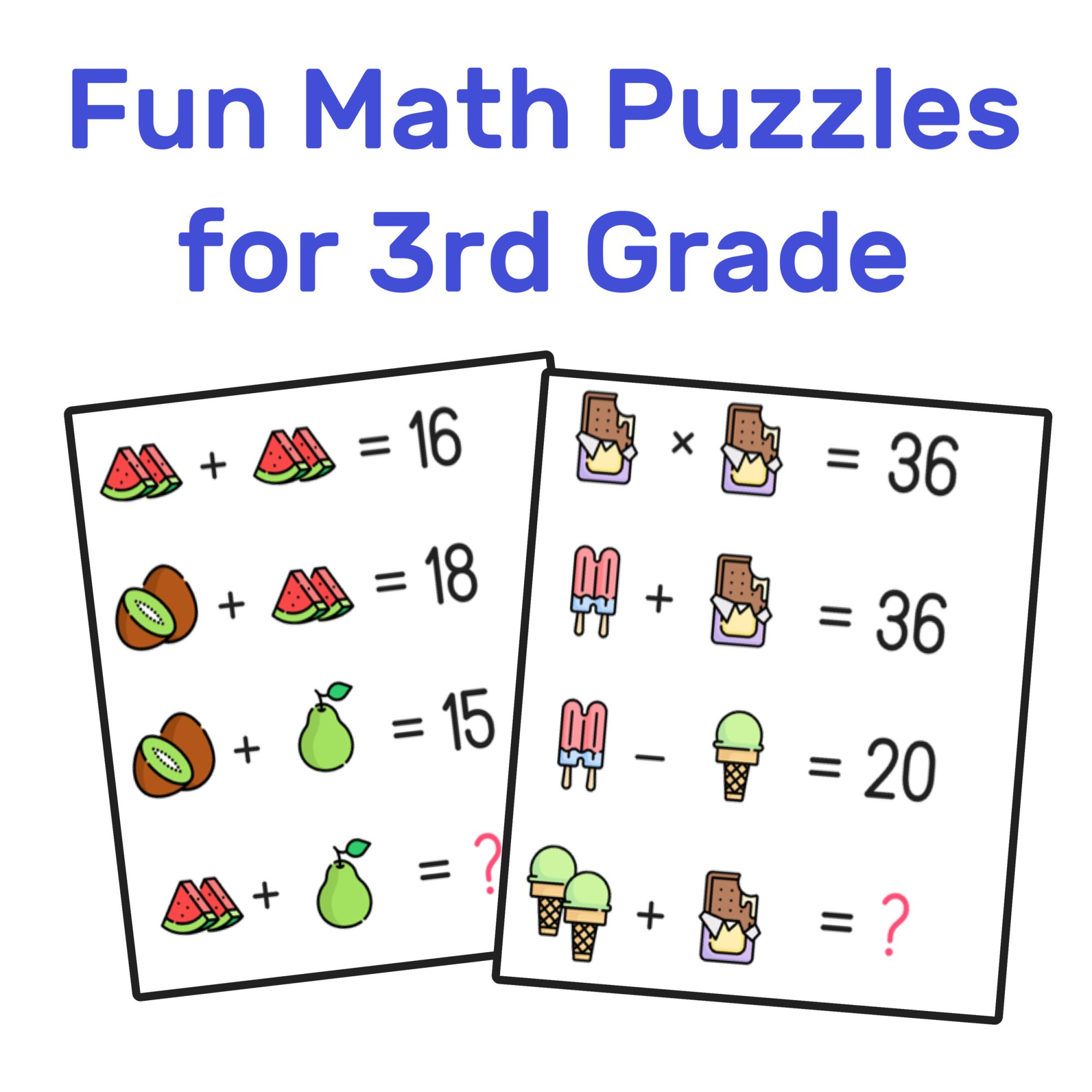 hight resolution of The Best Free 3rd Grade Math Resources: Complete List! — Mashup Math