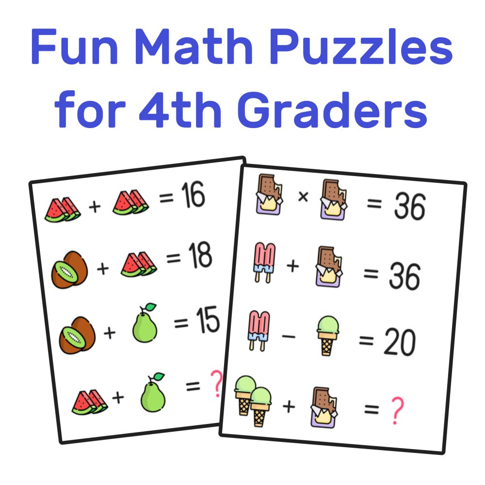 medium resolution of The Best Free 4th Grade Math Resources: Complete List! — Mashup Math