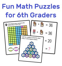 The Best Free 6th Grade Math Resources: Complete List! — Mashup Math [ 1000 x 1000 Pixel ]
