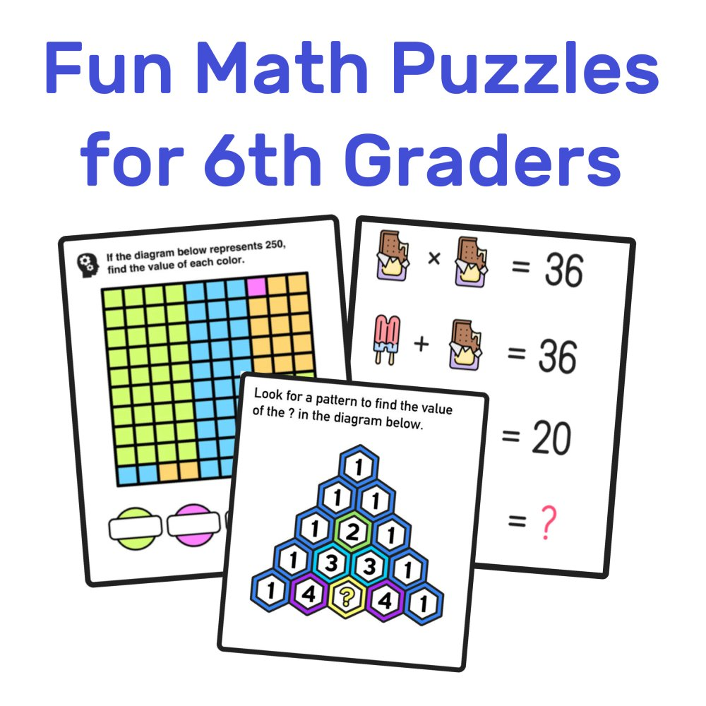 medium resolution of The Best Free 6th Grade Math Resources: Complete List! — Mashup Math