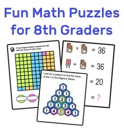 The Best Free 8th Grade Math Resources: Complete List! — Mashup Math [ 1000 x 1000 Pixel ]