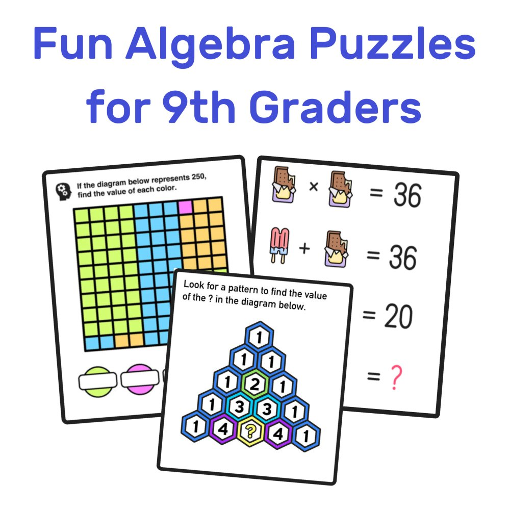 medium resolution of The Best Free 9th Grade Math Resources: Complete List! — Mashup Math
