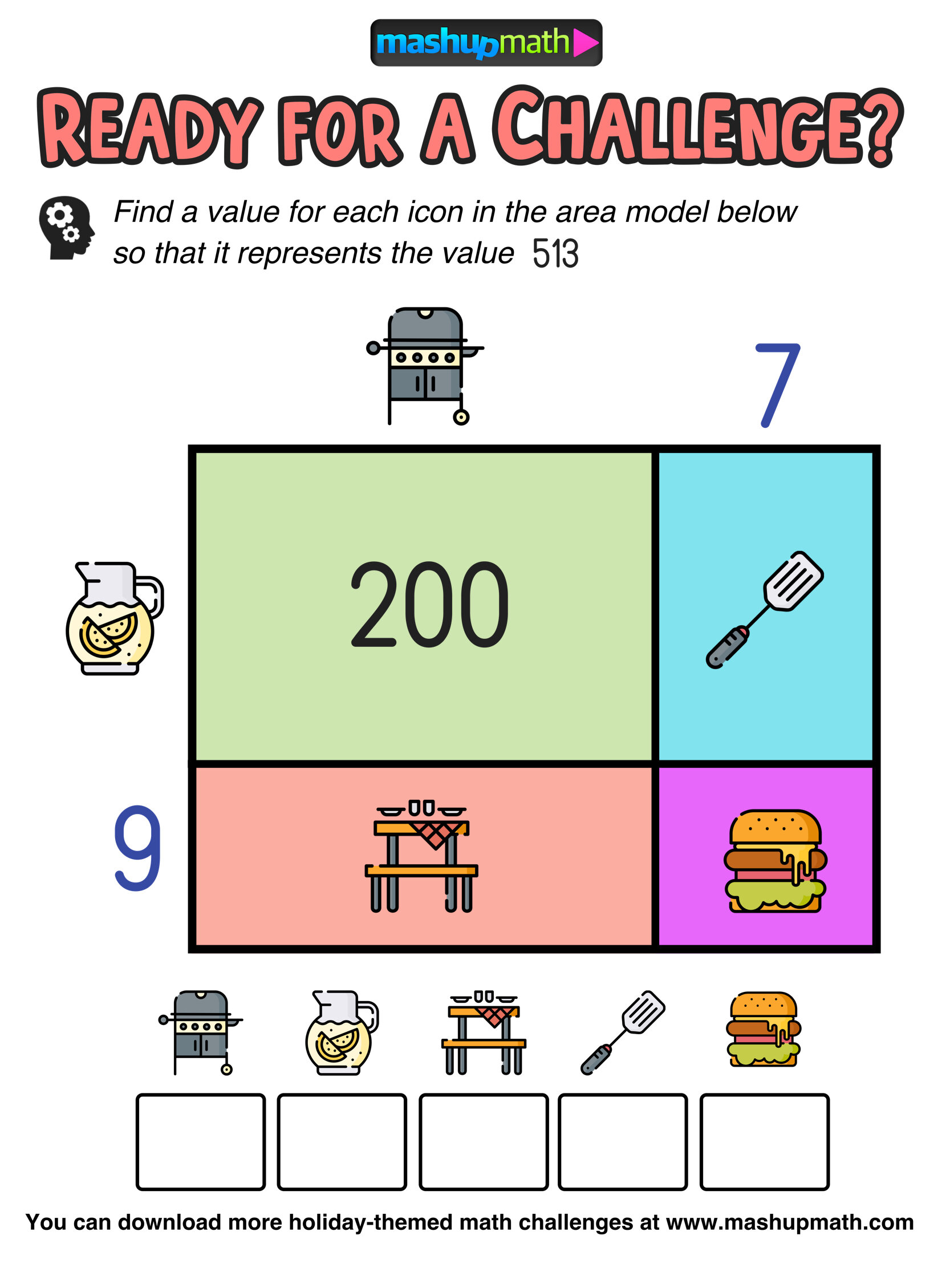 hight resolution of guacamole — Blog — Mashup Math